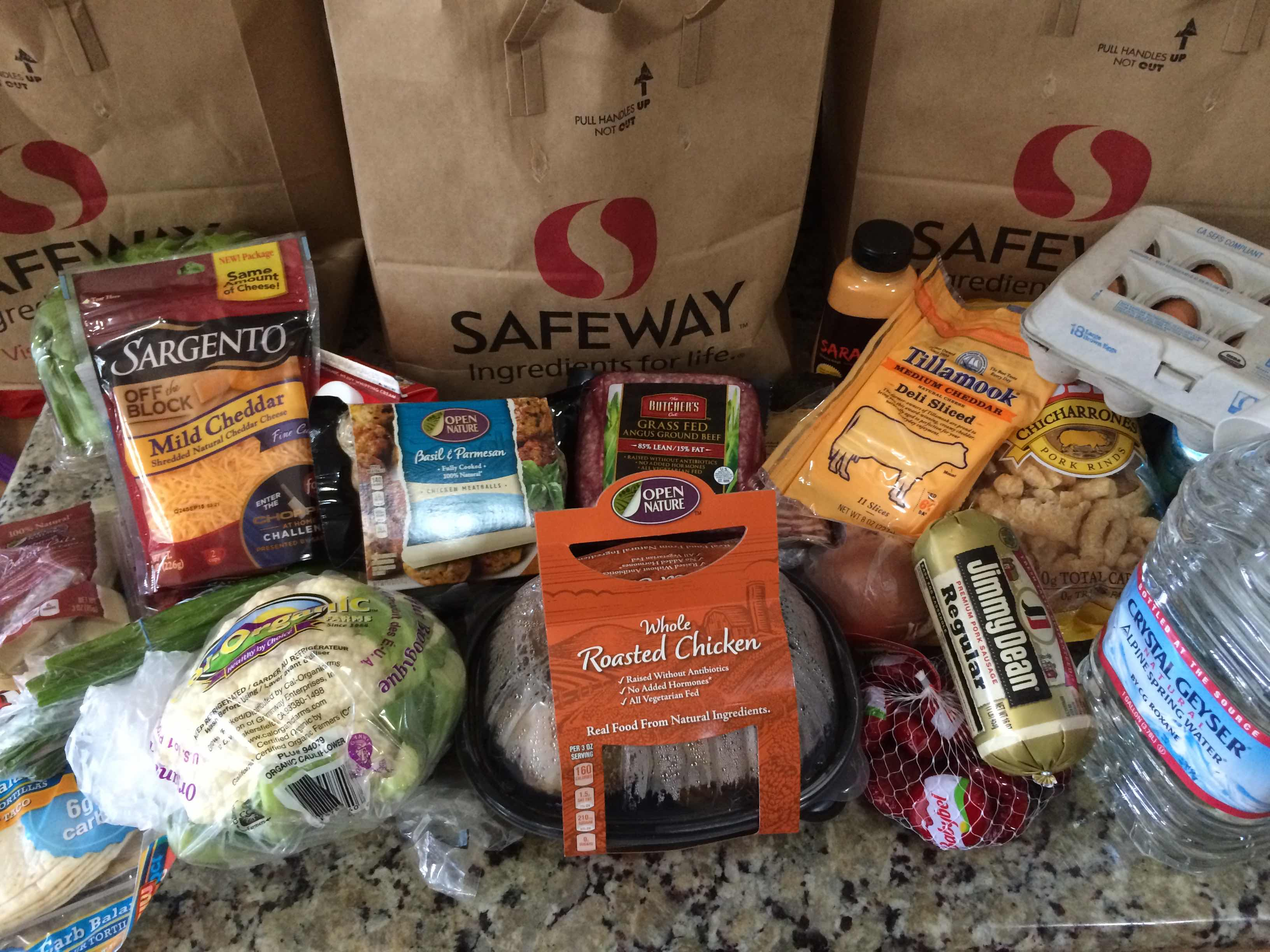 Grocery Hauls Archives - Keto Karma