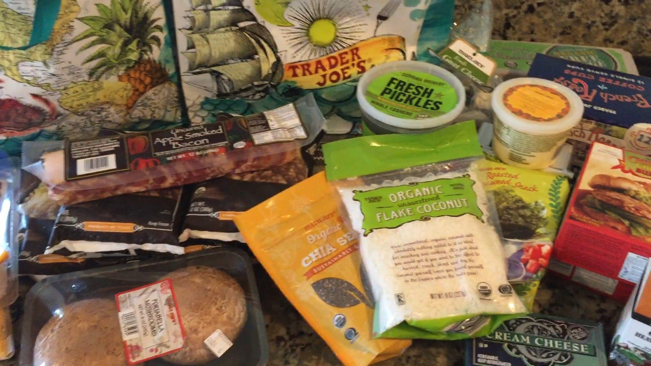 Keto Grocery Haul - Trader Joe's - Part 2 - Keto Karma