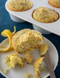 This recipe for Lemon Poppy Seed Muffins is a wonderful combination of flavors!