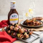 Recipes made with Sweet Baby Ray's No Sugar Added BBQ Sauce.