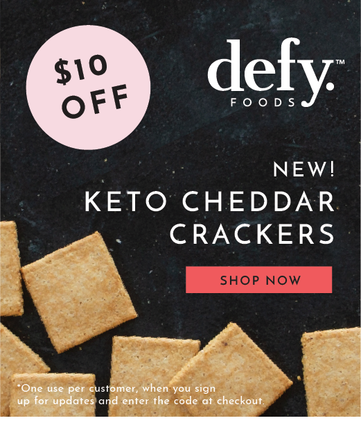 defy foods free shipping